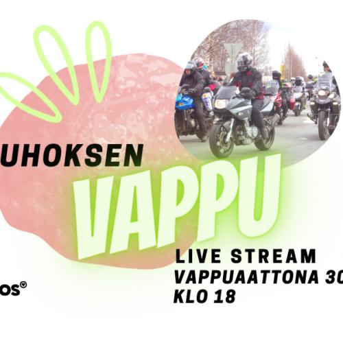 Muhoksen Vappu Live Stream