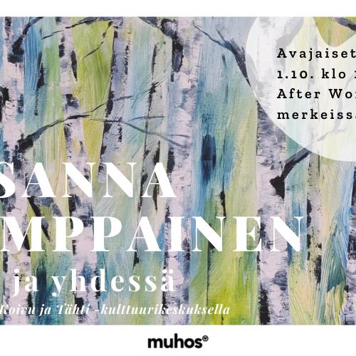 Susanna Romppainen – Yksin ja yhdessä